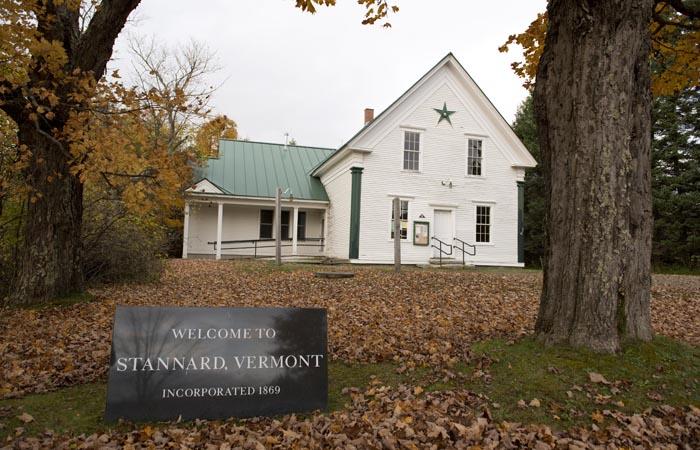 Vermont 251 In 365 Stannard Vermont Photographs Of